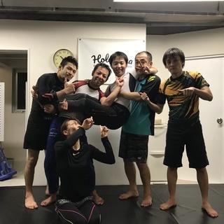 【初心者大歓迎!】さいたま市北区の格闘技ジム ホロイムア