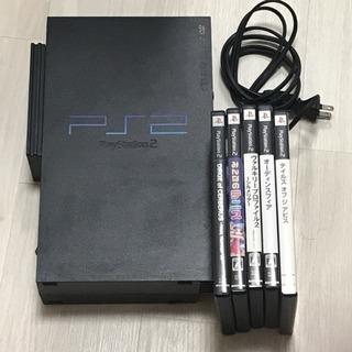 PS2 ジャンク品 ソフト5本 まとめ売り 中古