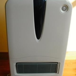 トイレ暖房 & 消臭器 温風 コンパクト 洗面所の暖房にも