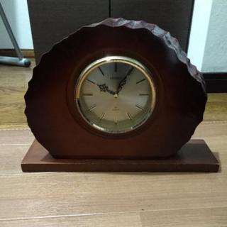 置き時計(ジャンク品)