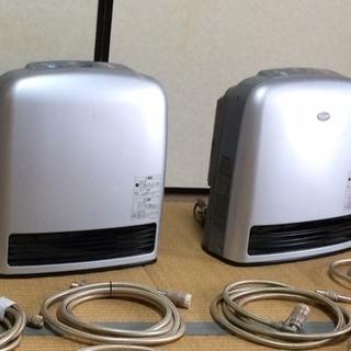 【お取引中】2台あります(1台2000円)☆LPガス用 ガスファン...