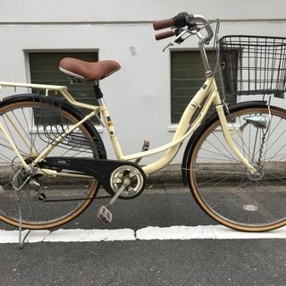 アサヒサイクル ノーパンク自転車