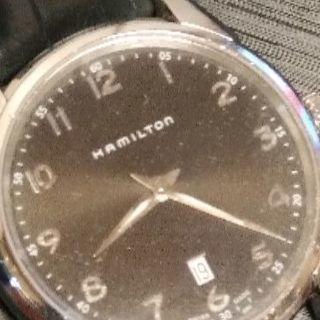 古いハミルトン腕時計