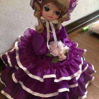 オルゴール人形 昭和レトロ