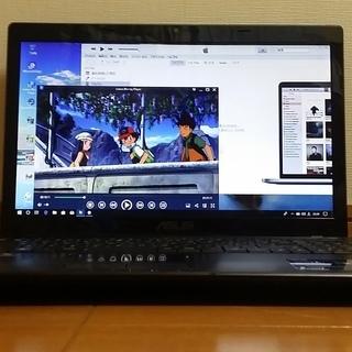 Windows10インストール済みノートパソコン (15.6型 A...
