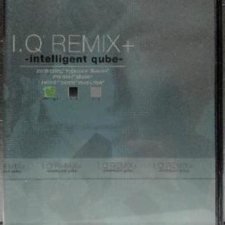 PS2 I.Q REMIX+ -Intelligent qube-