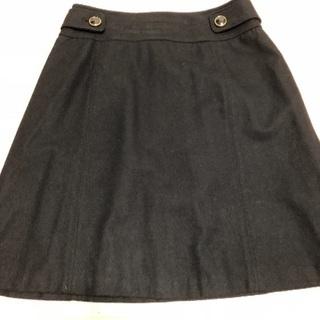 スカート(黒)