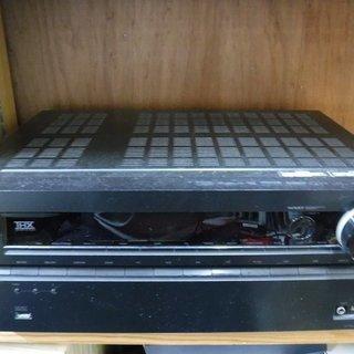 ONKYO AVレシーバー 7.1ch対応 ブラック TX-NR616