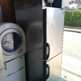業務用冷蔵庫☆大型546L!うれしい100V♪ - 柏原市