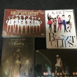 DVD4本セット