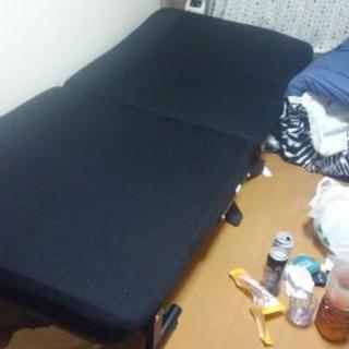 折り畳み式シングルベッド ジャンク
