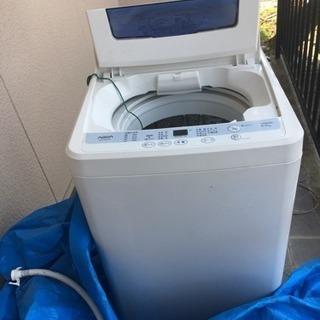 AQUA洗濯機(2012年製)