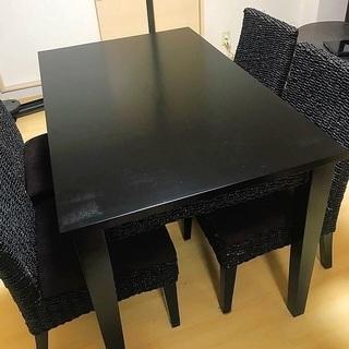 アジアン ダイニングテーブル