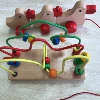 ボーネルンド 木のおもちゃ
