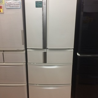 MITSUBISHI  520L冷蔵庫