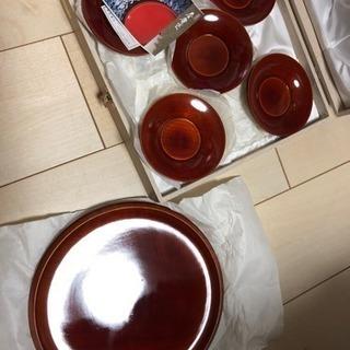 【新品】 春慶塗 お盆 茶托