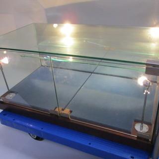 【引き取り限定】中古品 ガラスショーケース ショーケース ガラスケース