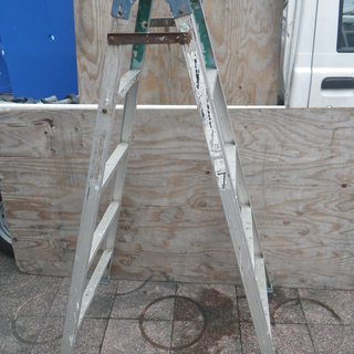 ■配達可■長谷川 アルミ軽量はしご兼用脚立 RC-15 梯子 脚立