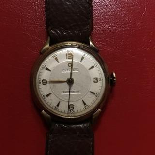 (値下げ)貴重シチズンCENTERSECOND腕時計