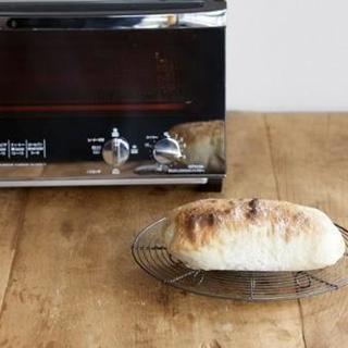 夜5分、翌朝15分の焼きたてパン作り