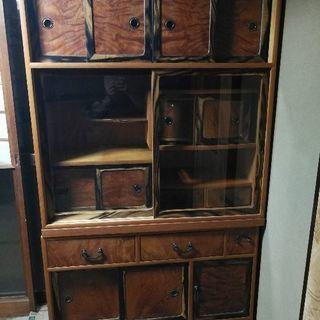 手作りさしもの家具。