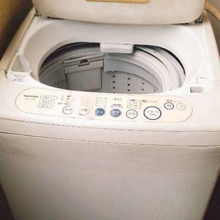 洗濯機TOSHIBA 4.2kg