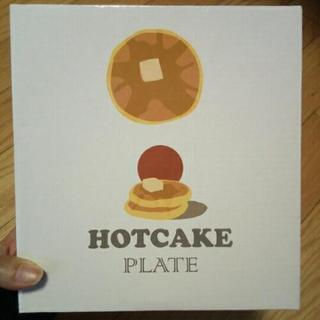 未使用 HOTCAKE PLATE