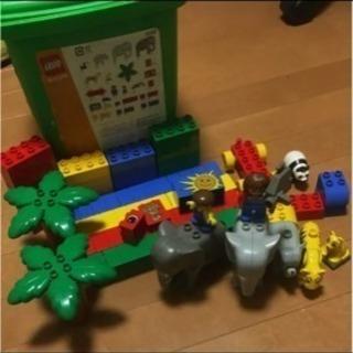 LEGO レゴデュプロ ぞうさんファミリー
