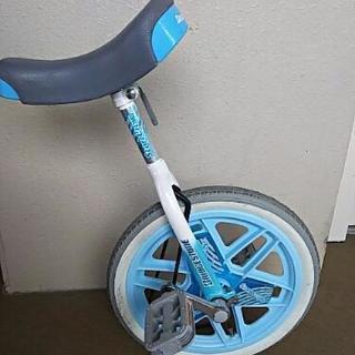 美品 ブリジストン 一輪車 スケアクロウ
