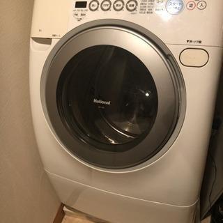ドラム式洗濯機2004年製