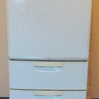 【中古】シャープ 冷凍冷蔵庫 381L 取りに来られる方のみ