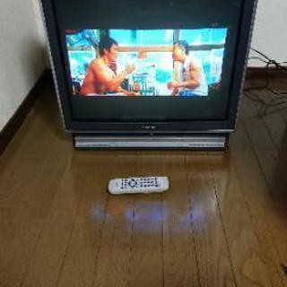 無料 東芝 25型ブラウン管テレビ 25ZS12