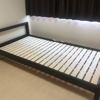 無印良品 シングルベッド&マットレス