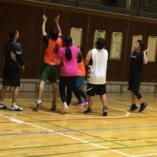 バスケメンバー募集女性のみ募集