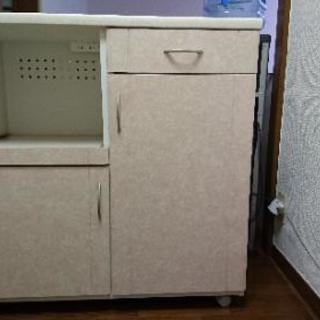 食器棚 キッチンカウンター