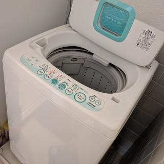 東芝 4.2㎏ 全自動洗濯機 AW...