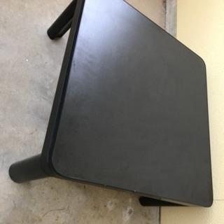 【リサイクルサービス八光  配達 設置ok】天板が両面使える コタツ!