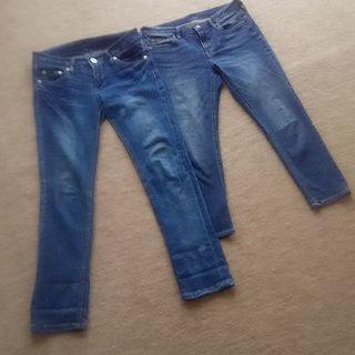◆使用わずか◆ジーンズ(64㎝)