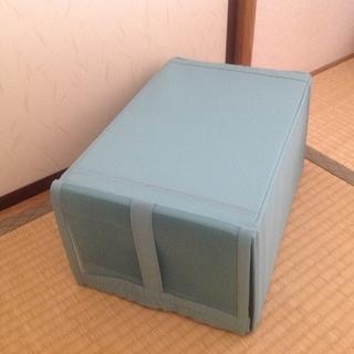 折りたたみ式の収納ケース(IKEA...