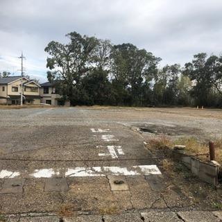 資材置き場、トラック 駐車場 200坪