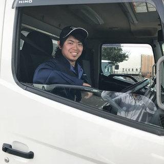 業界TOPクラスの未経験入社70% 2tトラックドライバー 早朝...