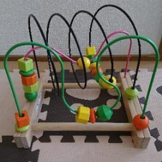 【IKEA】木製☆知育玩具
