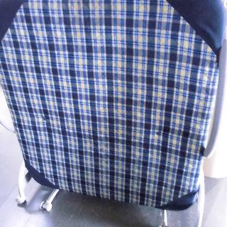 コンパクト シングルベッド 折り畳み 手摺付き シンプル キャスター付き