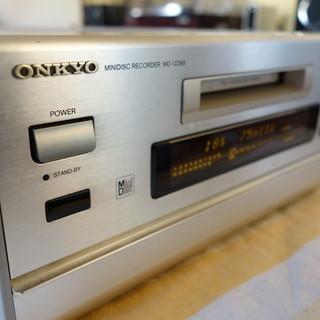 【ONKYO】MD-122MX(S)【MDデッキ】