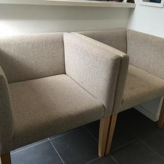 高級椅子2脚又は4脚セット