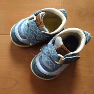 12.5cm ベビー靴