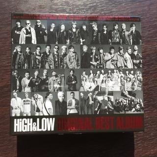 HIGH&LOW CD+DVD