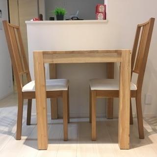 ※あげます※IKEAのダイニングテーブルセット
