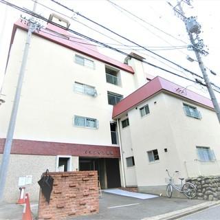 ☆昭和区分譲マンション☆ 荒畑駅徒歩6分 最上階角部屋 とても広い...