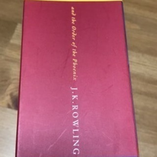 洋書Harry Potter and the Order of the Phoenixペーパーバック − 東京都